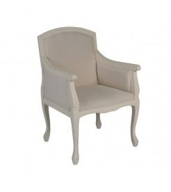 Кресло бежевое Кантри