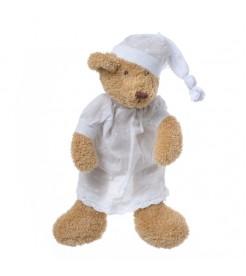 Медвежонок  девочка в ночной сорочке 27 см