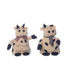 Коровы бежевые