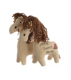 Лошадки домашние бежевые пара