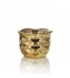 Декоративный керамический  подсвечник