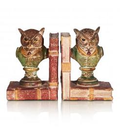 Набор из 2-х декоративных держателей для книг Wisdom