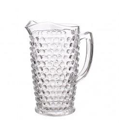 Кувшин для воды стеклянный прозрачный
