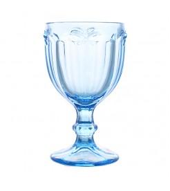 Бокалы для вина Вдохновение голубой (6 штук)