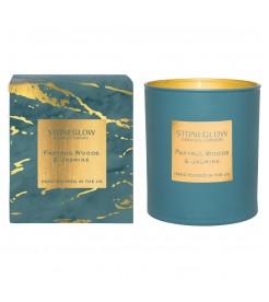 Ароматическая свеча Папирус и Жасмин StoneGlow